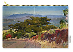 Old Cypress Near Temecula Carry-all Pouch