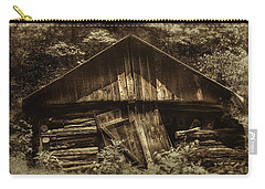 Old Days Gone By Carry-all Pouch