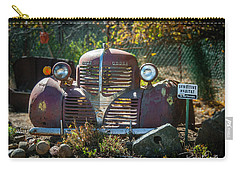 Old Dodge Rust Bucket Carry-all Pouch