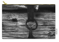 Old Door Latch Carry-all Pouch