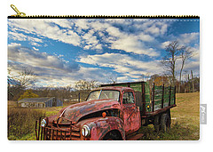 Old Duck Farm Truck Carry-all Pouch