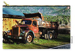 Old Dumper Carry-all Pouch