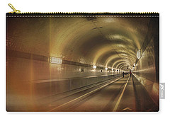 Old Elbe Tunnel Hamburg  Carry-all Pouch