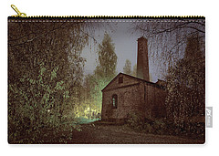 Old Factory Ruins Carry-all Pouch