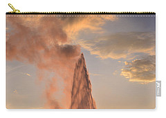 Old Faithful Yellowstone Carry-all Pouch