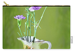 Old Fashioned Bouquet Carry-all Pouch