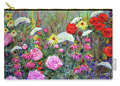 Old Fashioned Garden Carry-all Pouch