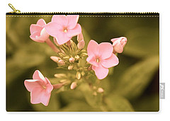 Carry-all Pouch featuring the photograph Old Fashioned Spring by Corinne Rhode