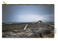 Old Fisherman's Coastal House Carry-all Pouch
