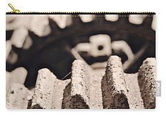 Old Gears Carry-all Pouch by Tim Good