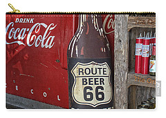 Carry-all Pouch featuring the photograph Old General Store by Ella Kaye Dickey