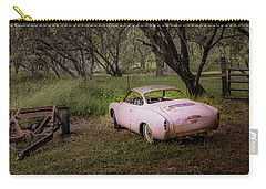 old 'gia Oroville 5908 Carry-all Pouch by Janis Knight