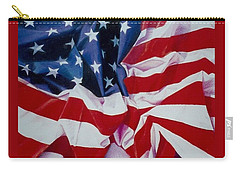 Old Glory  1 Carry-all Pouch