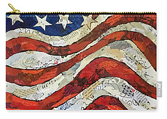 Old Glory II Carry-all Pouch