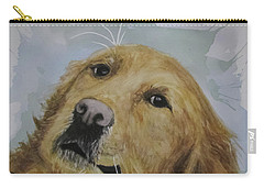 Old Golden Retriver Carry-all Pouch