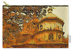 Old Greek Orthodox Church In Poland Carry-all Pouch