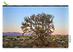 Old Growth Cholla Cactus View 2 Carry-all Pouch