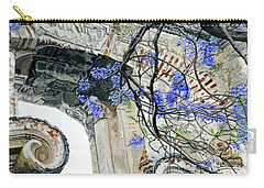 Old Growth Wisteria Carry-all Pouch