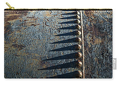 Old Grunge Carry-all Pouch by Mary Hone