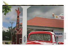 Carry-all Pouch featuring the photograph Old Guys Rule by Lori Deiter