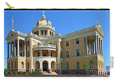 Old Harrison County Courthouse Carry-all Pouch