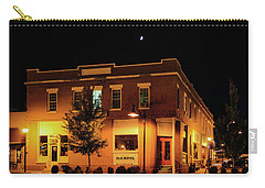 Old Hotel Moonlight Carry-all Pouch