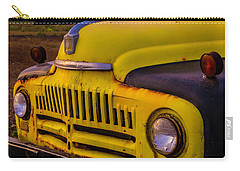 Old International Pickup Carry-all Pouch by Garry Gay