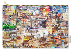 Old Italy Carry-all Pouch by Shirley Stalter