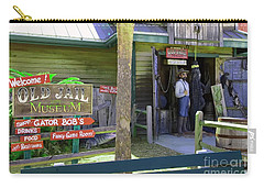Old Jail Museum St. Augustine Florida Carry-all Pouch by Bob Pardue