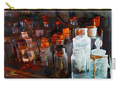 Old Jars Carry-all Pouch