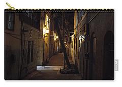 Old Jerusalem Carry-all Pouch by Shlomo Zangilevitch
