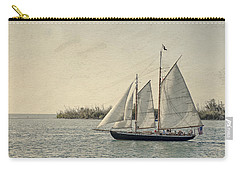 Old Key West Sailing Carry-all Pouch