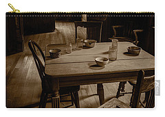 Old Kitchen Table Carry-all Pouch