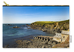 Carry-all Pouch featuring the photograph Old Life Boat Station by Brian Roscorla