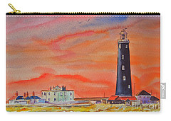 Old Light House - Dungeness Carry-all Pouch