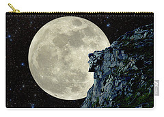 Old Man / Man In The Moon Carry-all Pouch