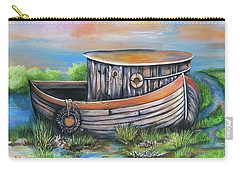 Old Mans Boat Carry-all Pouch
