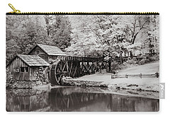 Old Mill On The Mountain Carry-all Pouch