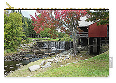 Old Mill - Weston, Vermont Carry-all Pouch