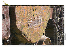 Old Mining Car Carry-all Pouch