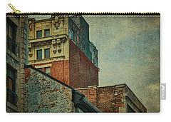 Old Montreal - Architectural Details Carry-all Pouch