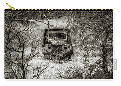 Old N Forgotten Carry-all Pouch by Elaine Malott