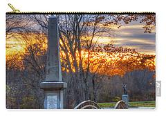 Old North Bridge - Concord Ma Carry-all Pouch