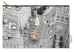 Old State House Carry-all Pouch by Greg Fortier