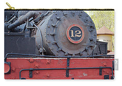 Old Number Twelve Carry-all Pouch