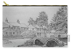 Old Packhorse Bridge Wycoller Carry-all Pouch