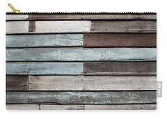 Old Pale Wood Wall Carry-all Pouch by Jingjits Photography