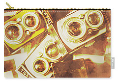 Old Photo Cameras Carry-all Pouch