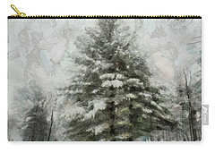 Old Piney Carry-all Pouch by Trish Tritz