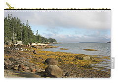 Old Quarry Beach, Stonington, Me Carry-all Pouch